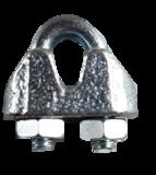 Staalkabel-set + spanners tbv Tuibeugel
