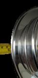 Universersele trekkap Ø125 mm DW rookkanaal