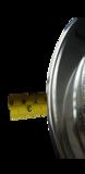 Universersele draaikap Ø150 mm DW rookkanaal