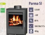 Victoria Parma SL houtkachel rendement 80,01%