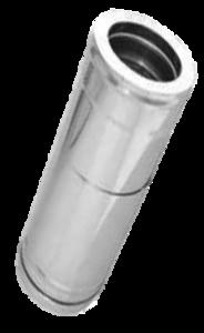 Schuifpijp 59-95 cm dw 150