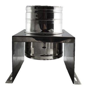 Start  vloer-element Rookkanaal DW Ø 150 mm / 200